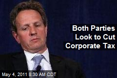 Both Parties Look to Cut Corporate Tax