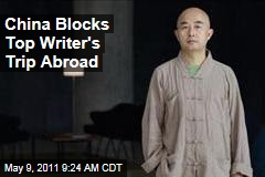 China Blocks Writer Liao Yiwu's Trip to Australia