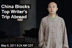 China Blocks Writer Liao Yiwu's Trip to Australia