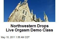 Northwestern Drops Sex Demo Class