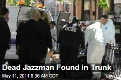 Missing Jazzman Stanley Wright Found in Trunk