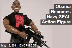President Obama Is Now a Navy SEAL Action Figure
