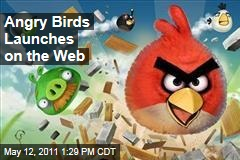 Angry Birds Is Now Playable on the Web, Without a Smartphone