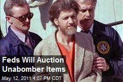 Feds Will Auction Unabomber Items