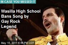 Wasilla High School Bans Song Written by Gay Rock Legend