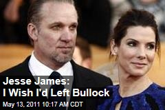 Jesse James: 'I Should Have Left' Sandra Bullock (Piers Morgan Interview)