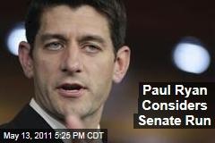 Paul Ryan, Russ Feingold Emerge as Top Names for Open Wisconsin Senate Seat
