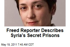 Dorothy Parvaz: My Syrian Prison Ordeal