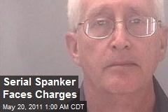 Serial Spanker Faces Charges