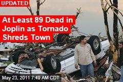 Man Dead, Joplin Crushed as Tornadoes Shred Midwest