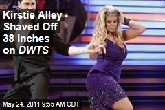 Kirstie Alley Lost 38 Inches on Dancing With the Stars