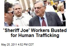 Maricopa County Sheriff's Workers Busted for Drugs, Human Trafficking