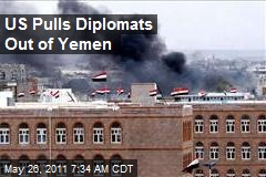 US Pulls Diplomats Out of Yemen