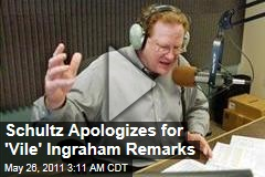Ed Schultz Apologizes for Calling Laura Ingraham a 'Right-Wing Slut'