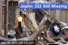 Joplin: 232 Still Missing