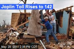 Joplin Toll Rises to 139