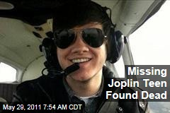 Will Norton, Teenager Who Went Missing in Joplin Tornado, Found Dead