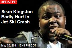 Rapper Sean Kingston Crashes Boat Into Bridge