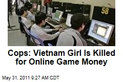 Vietnam Girl Allegedly Murdered Over Game Money