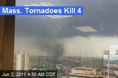 Tornado Hits Sprinfield, Mass.