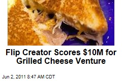 Jonathan Kaplan, Creator of Flip Phone, Scores $10M for Grilled Cheese Venture