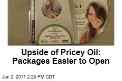 Upside of Oil Prices: Days of Clamshell Packaging May Be Numbered