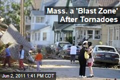 Massachusetts Shocked By Deadliest Tornado in 50 Years