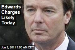 John Edwards Expected to Face Criminal Charges Friday