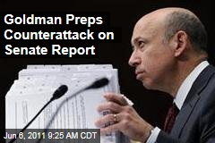Goldman Sachs Preps Counterattack on Senate Subcommittee Report
