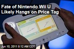 Nintendo Wii U: Price Uncertainty Fuels Speculation