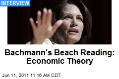 Bachmann's Beach Reading: Economic Theory