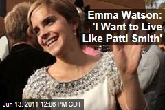 Emma Watson Talks Life After Harry Potter: 'I Want to Live Like Patti Smith'