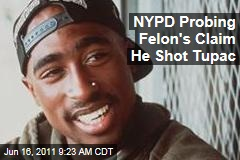 Tupac Shakur Shooting: Cops Investigate Convicted Felon's Confession That He Shot, Robbed Rapper