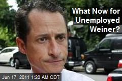 What Now for Unemployed Weiner?