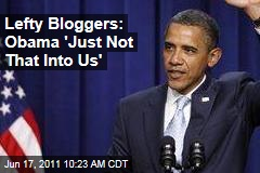 Netroots Nation Liberal Bloggers: We've Lost President Obama on Progressive Issues
