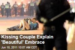 Kissing Couple in Vancouver Explain Embrace: Scott Jones Was Comforting Alex Thomas