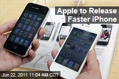 iPhone 5: Apple to Release Faster iPhone in September
