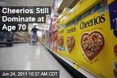 Cheerios Turn 70: Iconic Cereal Remains Top Seller in US