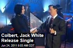Stephen Colbert, Jack White Release Single, 'Charlene II (I'm Over You)'
