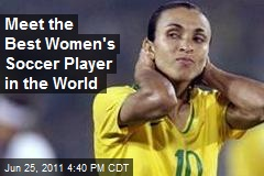 Meet the Best Women's Soccer Player in the World