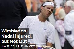 Rafael Nadal Wimbledon: Tennis Champ Not Seriously Injured After Win Against Juan Martin De Potro