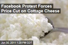 Israel Facebook Protest Lowers Cost of Cottage Cheese