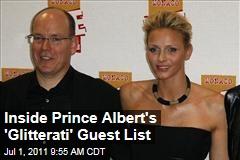Prince Albert II, Charlene Wittstock: Monaco Royal Wedding Guest List Released
