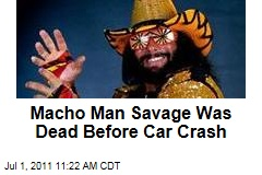 Randy Macho Man Savage Autopsy Results: He Died From Heart Disease, Not Car Accident