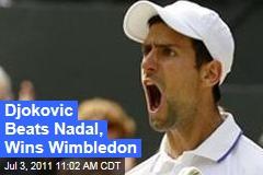 Novak Djokovic Beats Rafael Nadal, Wins Wimbledon