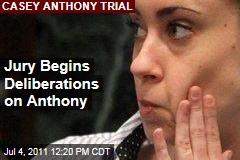 Casey Anthony Trial: Jury Begins Deliberations After Prosecution's Rebuttal
