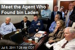 Meet the Agent Who Found bin Laden