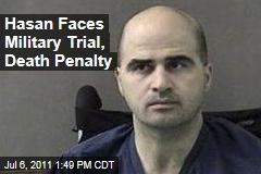 Fort Hood Suspect Nidal Hassan Faces Military Trial, Death Sentence