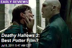 Harry Potter and the Deathly Hallows Reviews: Part 2 Is Best Harry Potter Film Ever