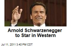 Arnold Schwarzenegger to Star in Lionsgate Western 'Last Stand'